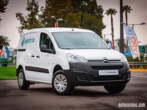 Citroën Berlingo estrena en Chile una versión 100% eléctrica