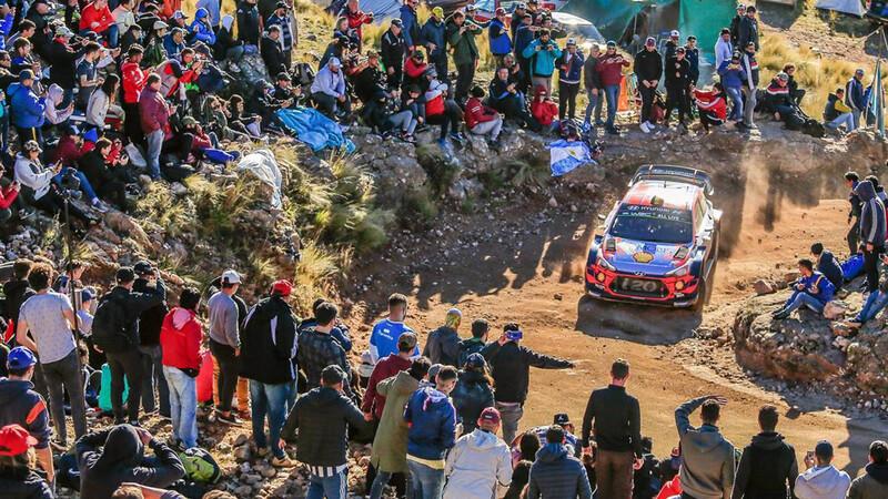 WRC 2021: Argentina, fuera del precalendario
