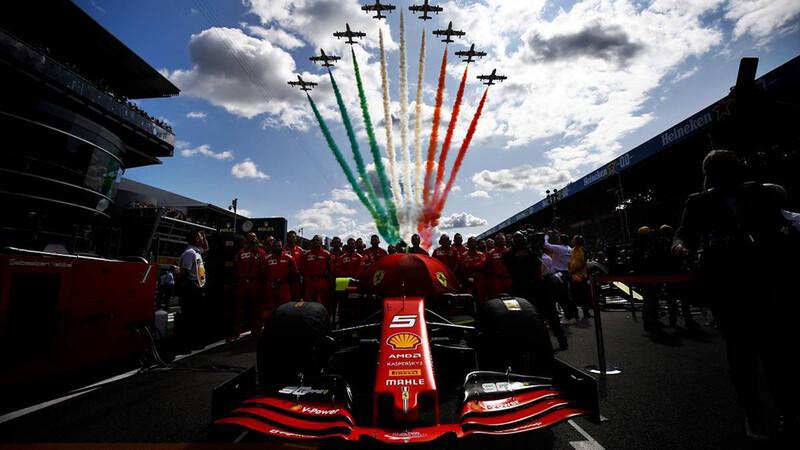 F1 2020: la guía previa del Gran Premio de Italia