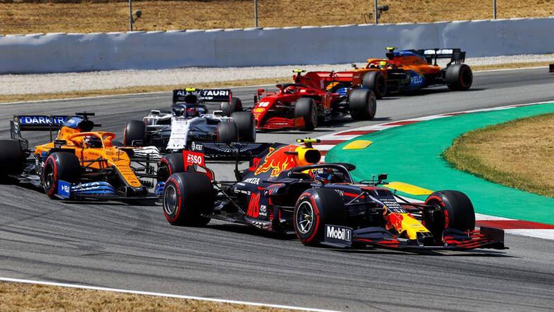 F1 2020: Se suman Turquía, Bahrein y Abu Dhabi