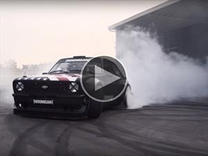 Video: Ken Block ahora juega con un Ford Escort Mk2 RS de 1978