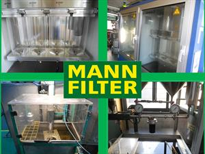 MANN-Filter ofrece servicio de posventa
