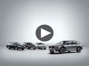 Video: los cross-country de Volvo festejan sus 20 años