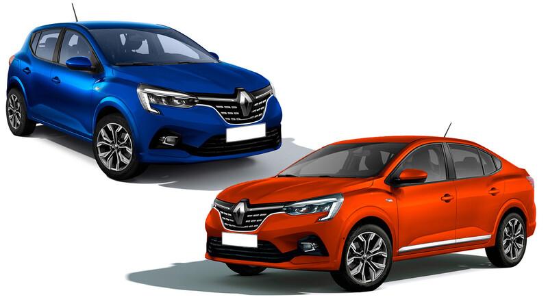 Nuevos Renault Sandero y Logan no llegarían a Argentina en el corto plazo