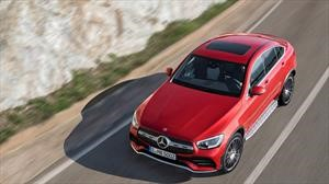 Mercedes-Benz GLC Coupé recibe facelift y mayor tecnología