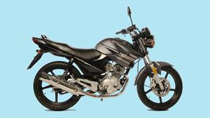 Yamaha presenta su YBR 125 edición 2012