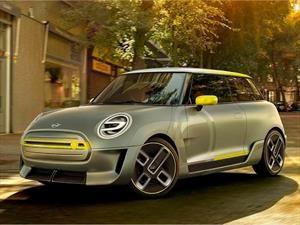 MINI Electric Concept, un vistazo al auto eléctrico de la marca de origen inglés