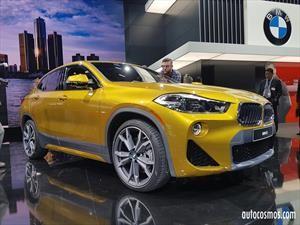 BMW X2 2018, la llegada de los alemanes al segmento de los millenials