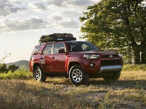 Toyota 4Runner 2017 disponible en versiones TRD Off-Road y TRD Off-Road Premium