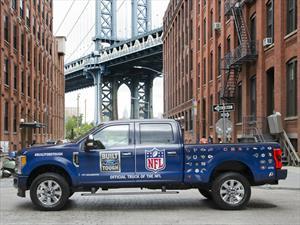 Ford F-Series es el Camión Oficial de la NFL