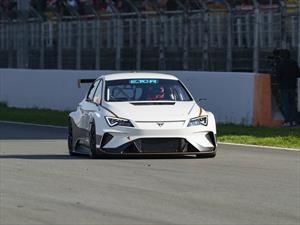 CUPRA e-Racer  se presenta en Montmeló