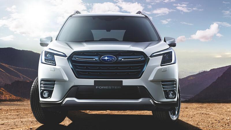 Subaru Forester JDM 2022 contará con algunas novedades