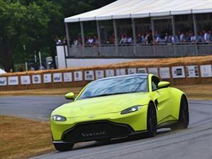 Así es el nuevo Aston Martin Vantage que llegará a Chile