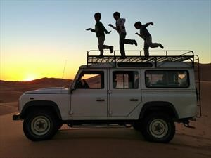 Land Rover Adventure Travel: una experiencia inolvidable