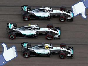 F1: ¿Tres carros por escudería?  Cada vez menos emoción