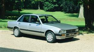 Peugeot 505 cumple 40 años