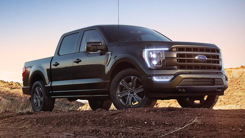 10 novedades que hacen única a la Ford F-150 2021