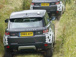 Jaguar Land Rover avanza en la conducción autónoma todoterreno