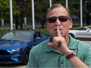 ¡Silencio!: Ford permite programar el rugido del Mustang