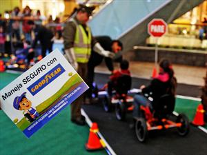 Goodyear reafirma su compromiso con la seguridad vial
