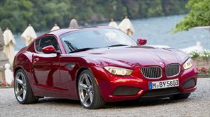 BMW Zagato Coupé Concept debuta en Villa d'Este