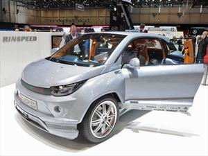Rinspeed Budii Concept, redefine la conducción autónoma