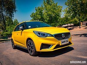 Test Drive: MG3 2019