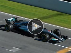Video para nostálgicos: Los F1 2017 con sonidos de V8, V10 y V12