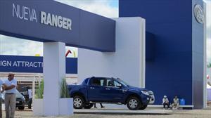 Ford Ranger: podés ver su interior y reservarla en ExpoAgro