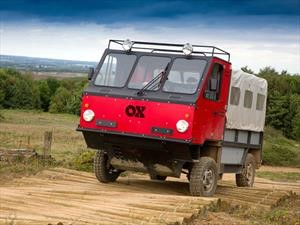 Global Trust Vehicle Ox es el primer camión armable