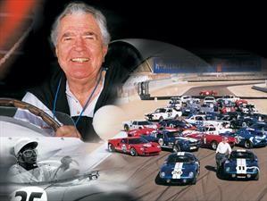 A subasta la colección de autos de Carroll Shelby