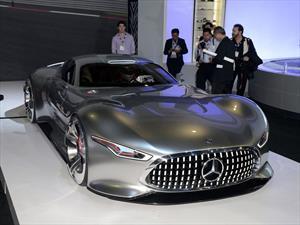 Mercedes-Benz presenta al increíble AMG Vision Gran Turismo