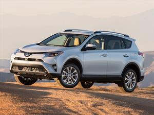 La Toyota RAV4 se actualiza en Argentina, info., precios y más