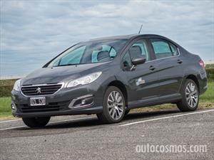 Prueba nuevo Peugeot 408 1.6 THP