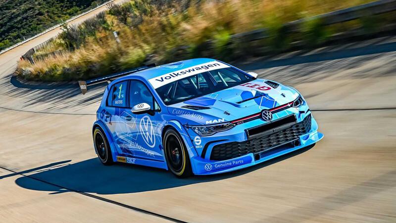 Volkswagen Golf GTI GTC: un hot hatch para correr en serio
