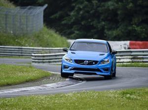 Polestar revela que su Volvo S60 tenia el record del sedán más rápido de Nurburgring hace un año