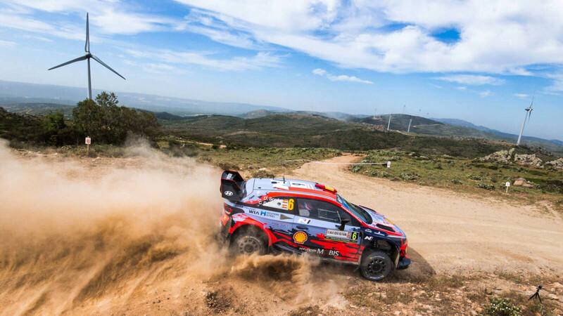 WRC 2020: la lucha por el título sigue abierta