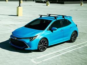 Este es el Toyota Corolla Hatchback que se lanza en Estados Unidos
