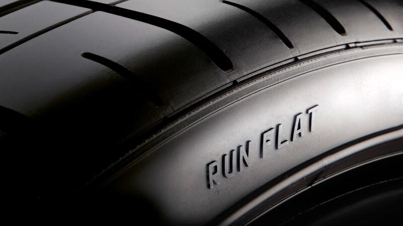 Los neumáticos Run Flat cumplen dos décadas