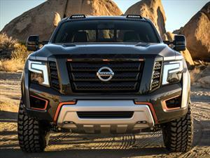 Nissan Titan Warrior Concept llegará a producción