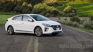 Hyundai Ioniq tiene precio en Argentina