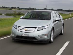 El Chevrolet Volt en lo más alto de seguridad