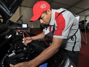 KIA aumenta su garantía en el mercado colombiano