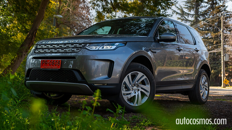 Probamos la Land Rover Discovery Sport P200 S