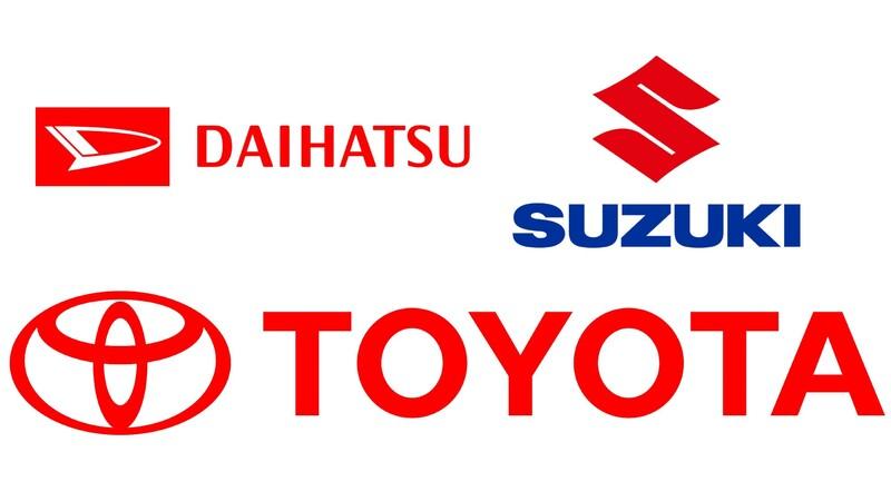 Suzuki y Daihatsu se unen a la empresa de vehículos comerciales eléctricos de Toyota