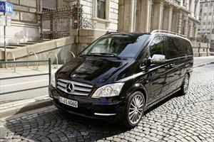 Mercedes-Benz Viano lujo ejecutivo al extremo por Carisma