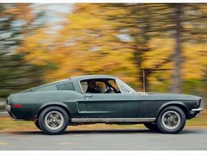 La historia del Ford Mustang Bullitt