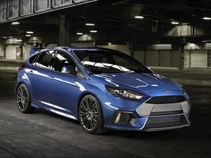 Ford Focus RS 2016 tiene 320 Hp