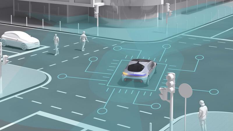 A partir del 2022 serán obligatorias las asistencias a la conducción en Europa
