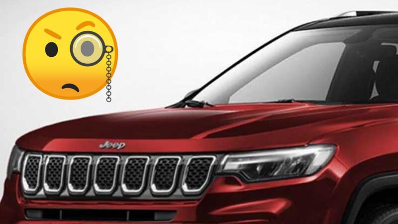 El nuevo Jeep de 7 asientos se llamaría Grand Commander y sería así
